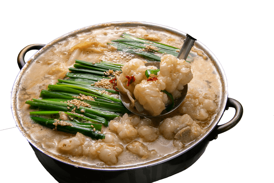 極上のもつ鍋と馬刺しで美味い酒を楽しむ。希少な焼酎、日本酒と共に至福のひと時を。